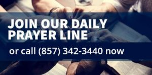Join Our Daily Prayer Line