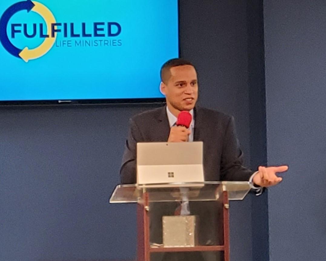 Fulfilled Life Church Pastor